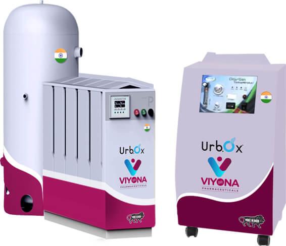 Oxygen supply system Series